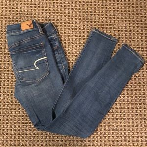 Like New - American Eagle Jegging Jeans